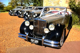 wedding car packages sydney