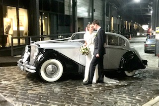 wedding cars hire