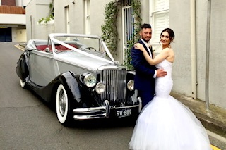 mercedes wedding cars sydney