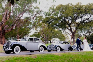 wedding car hire sydney prices