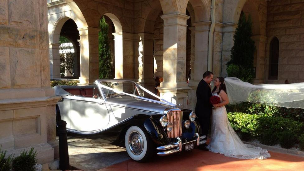 Jaguar Bridal Wedding cars