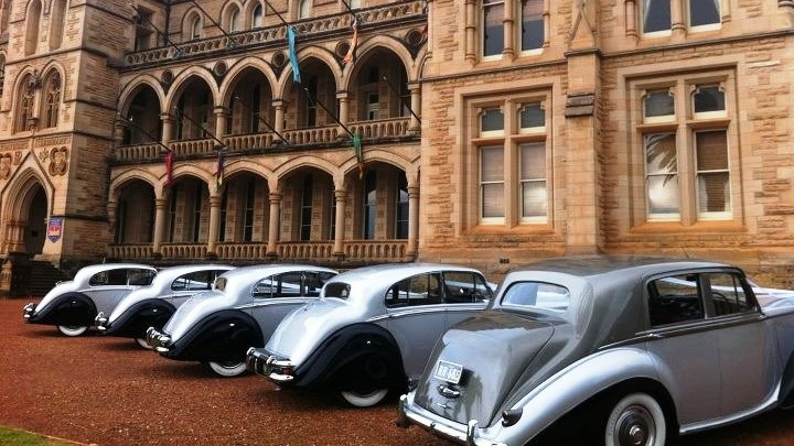 Manly wedding cars