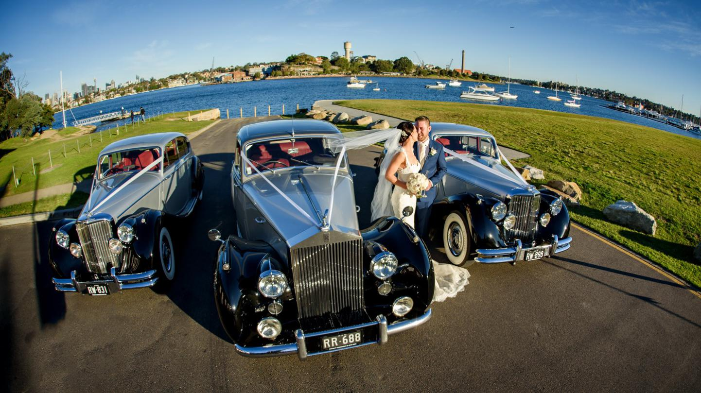 Rolls Royce Bridal Wedding cars