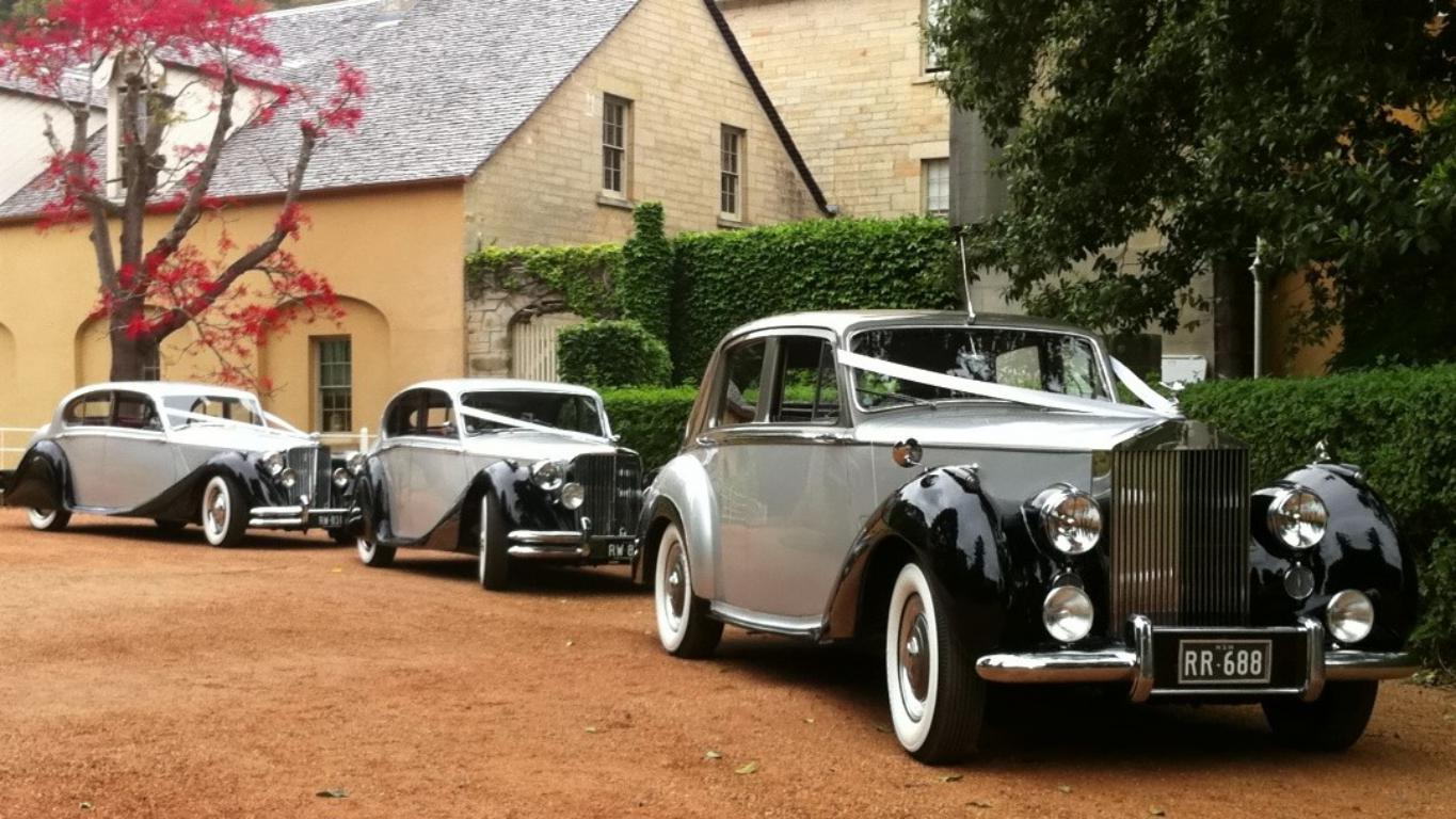 More Rolls Royce Wedding Cars For Hire In Sydney