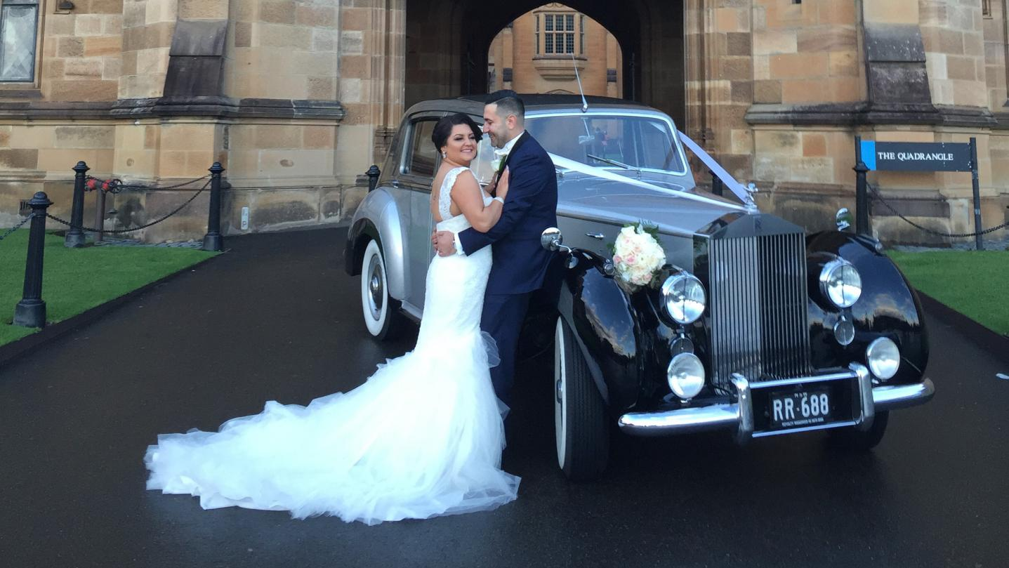 Classic Wedding Car Hire Sydney Prices