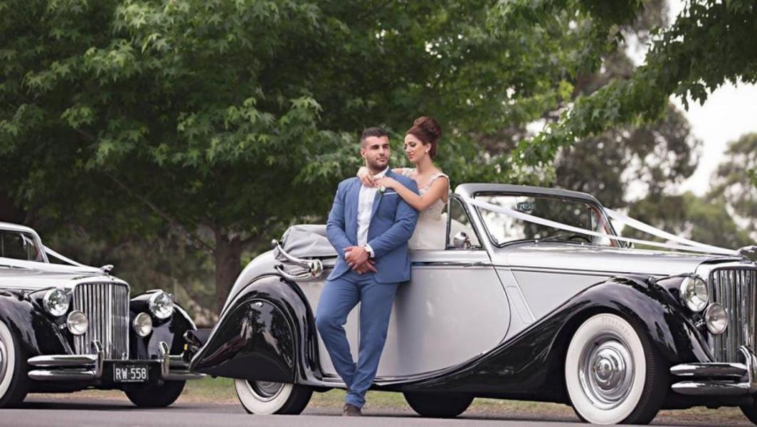 Wedding car hire Sydney, Rolls Royce and classic wedding cars