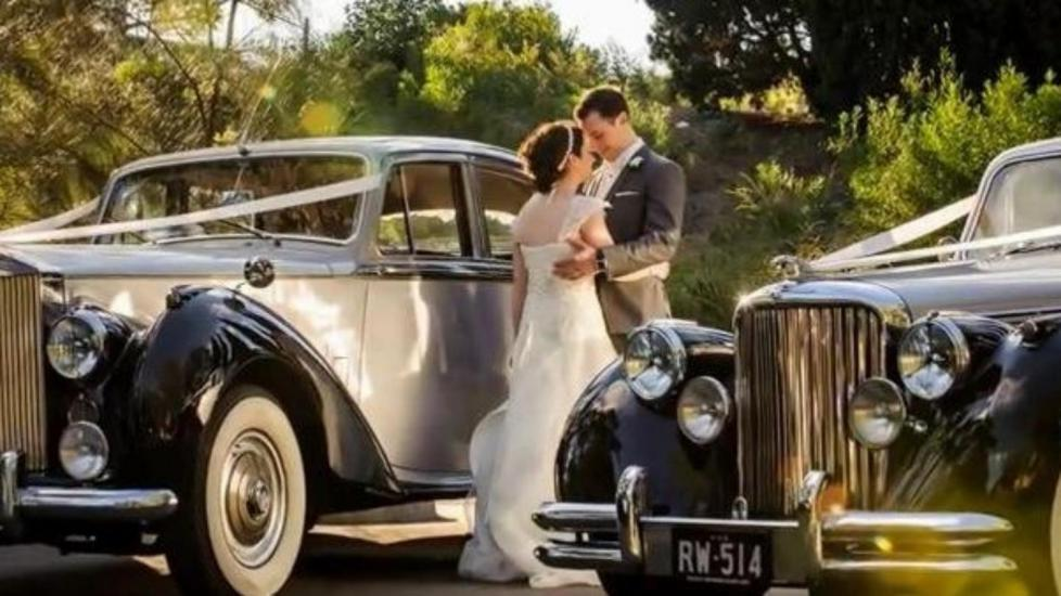 Vintage Wedding Cars for hire in Sydney
